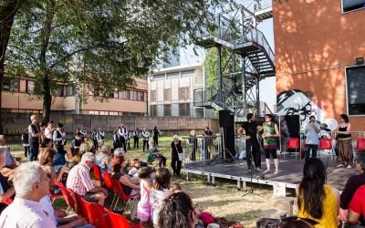 (Italiano) Community Building through Systemic Theatre
