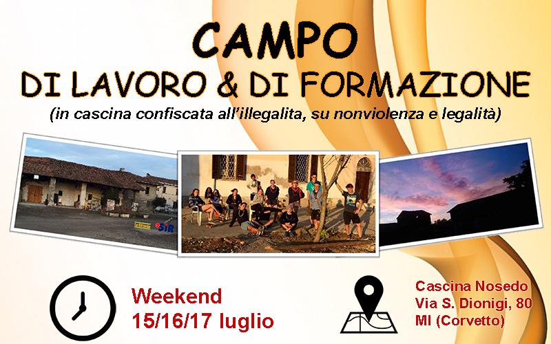 (Italiano) Campo di lavoro e di formazione