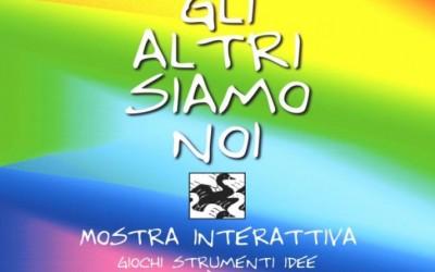 """(Italiano) A gennaio torna la Mostra """"GLI ALTRI SIAMO NOI"""""""