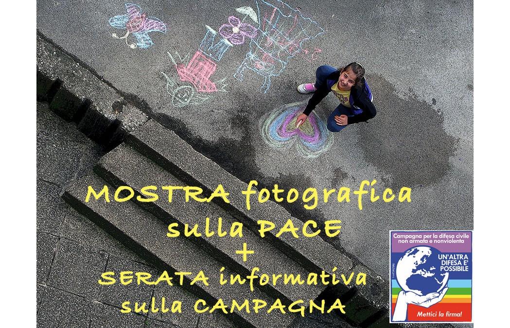 (Italiano) FOTO + SERATA sulla pace