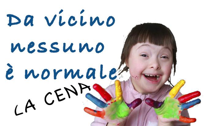 (Italiano) CENA di autofinanziamento. Tema: disabilità