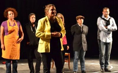 """(Italiano) Spettacolo di teatro forum """"Di famiglia e altri disastri"""""""