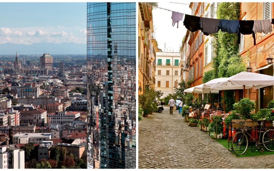 Milano, La porta verso l'Europa