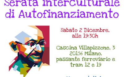 Serata interculturale di autofinanziamento sulla Nonviolenza