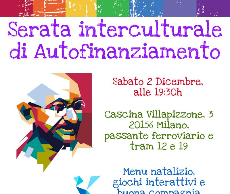 [:Serata interculturale d'autofinanziamento sulla Nonviolenza