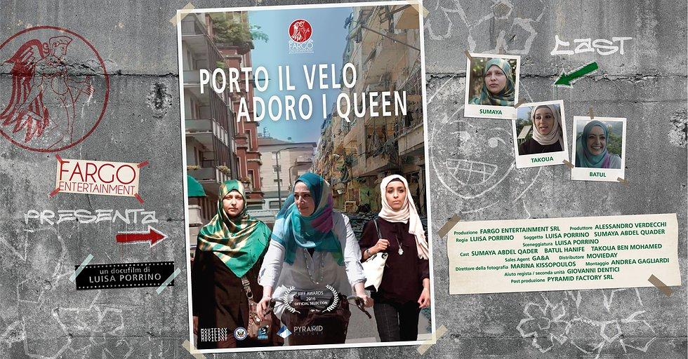 Film Porto il velo, adoro i Queen