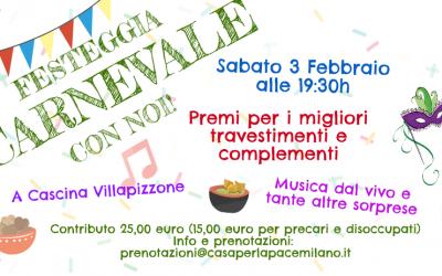 Festeggia il Carnevale con noi!