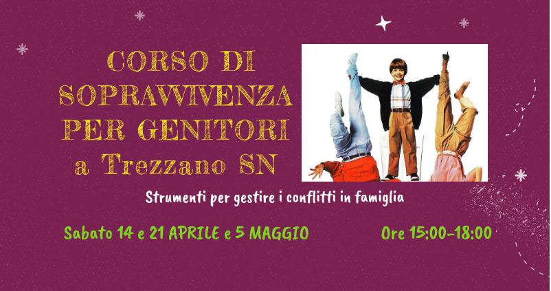 (Italiano) Corso di Sopravvivenza per Genitori