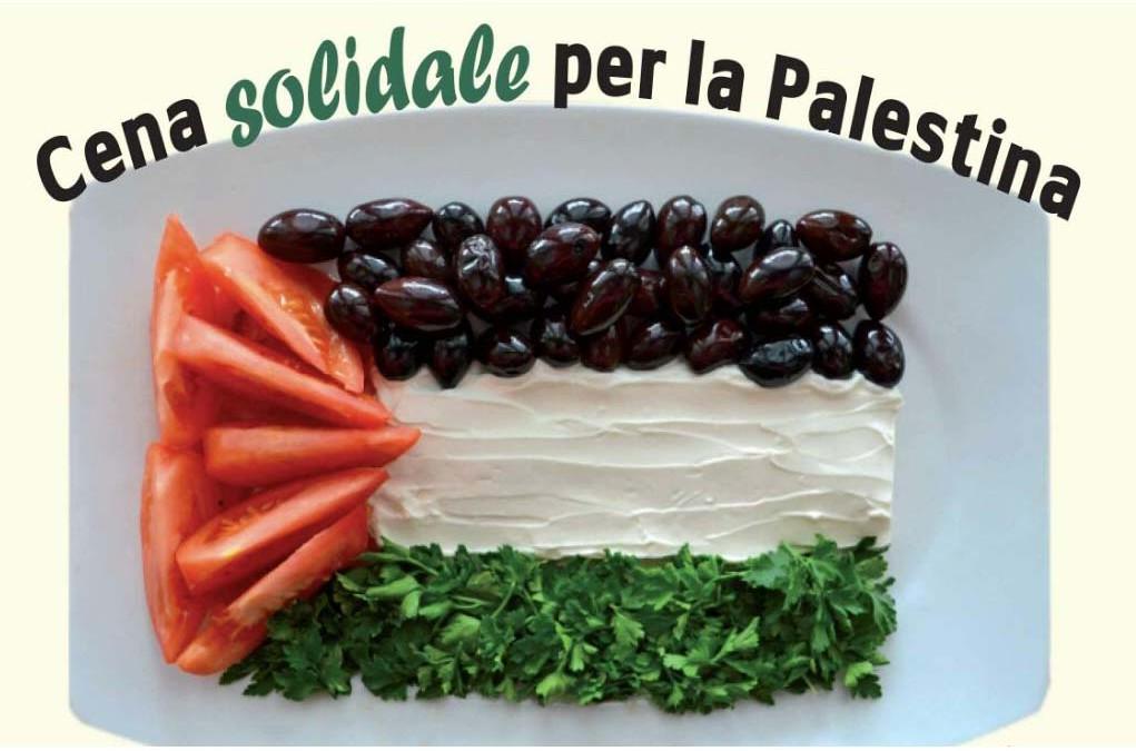 (Italiano) Cena solidale per la Palestina