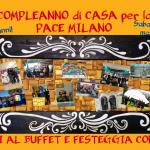 Copertina Compleanno di Casa per la Pace Milano