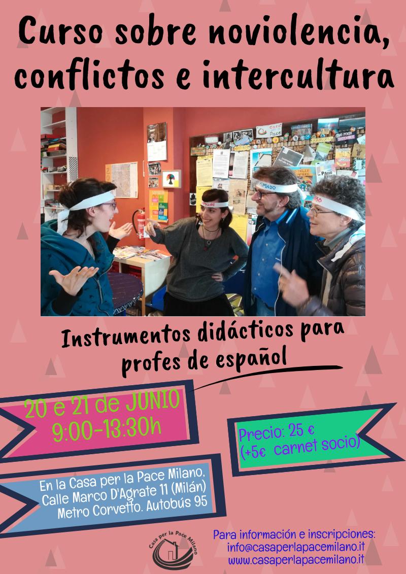 Curso profes espanol 2018