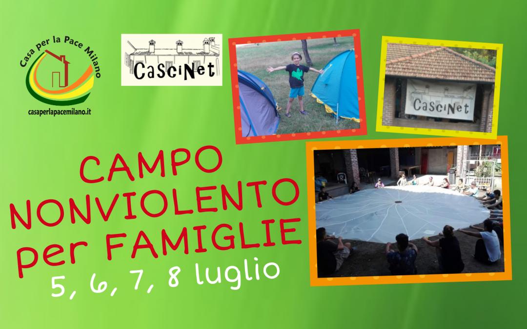 Campo Nonviolento per Famiglie
