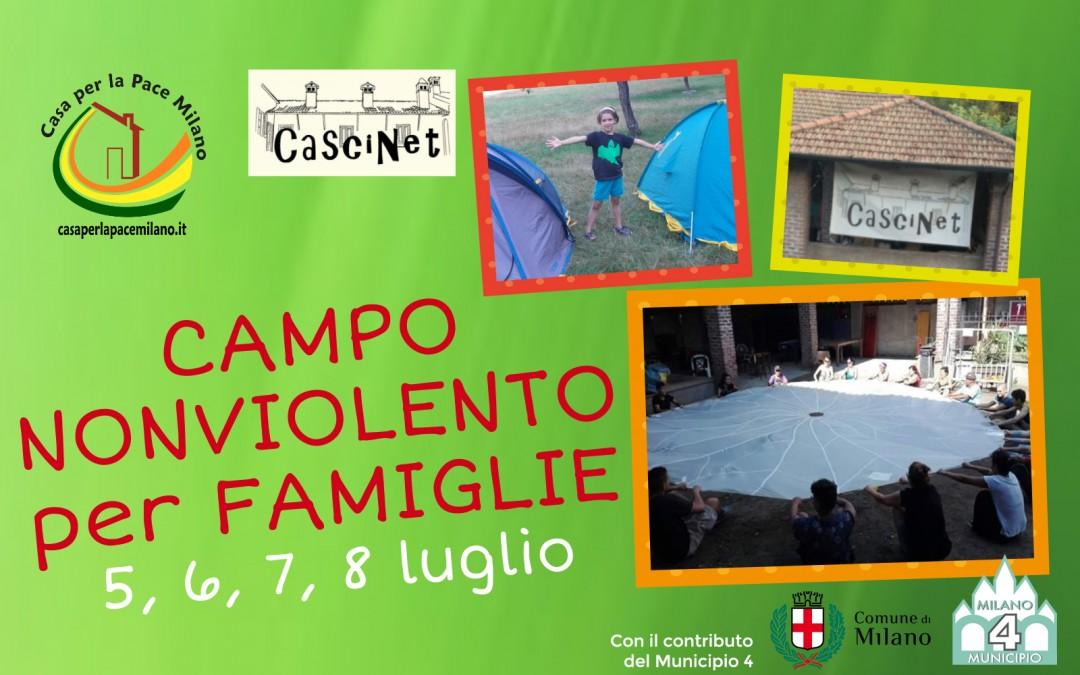 (Italiano) Campo Nonviolento per Famiglie