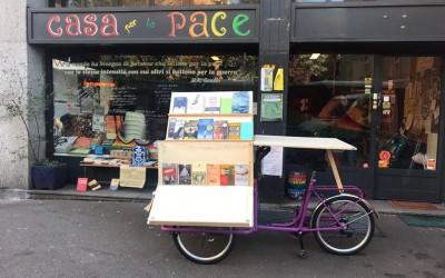 Il Ciclo-bookcrossing del Corvetto
