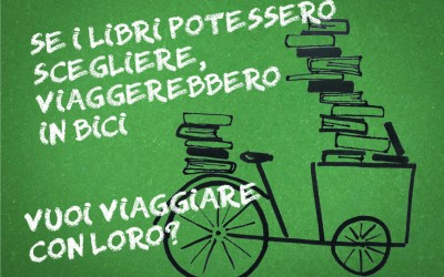Il Ciclo-bookcrossing del Corvetto
