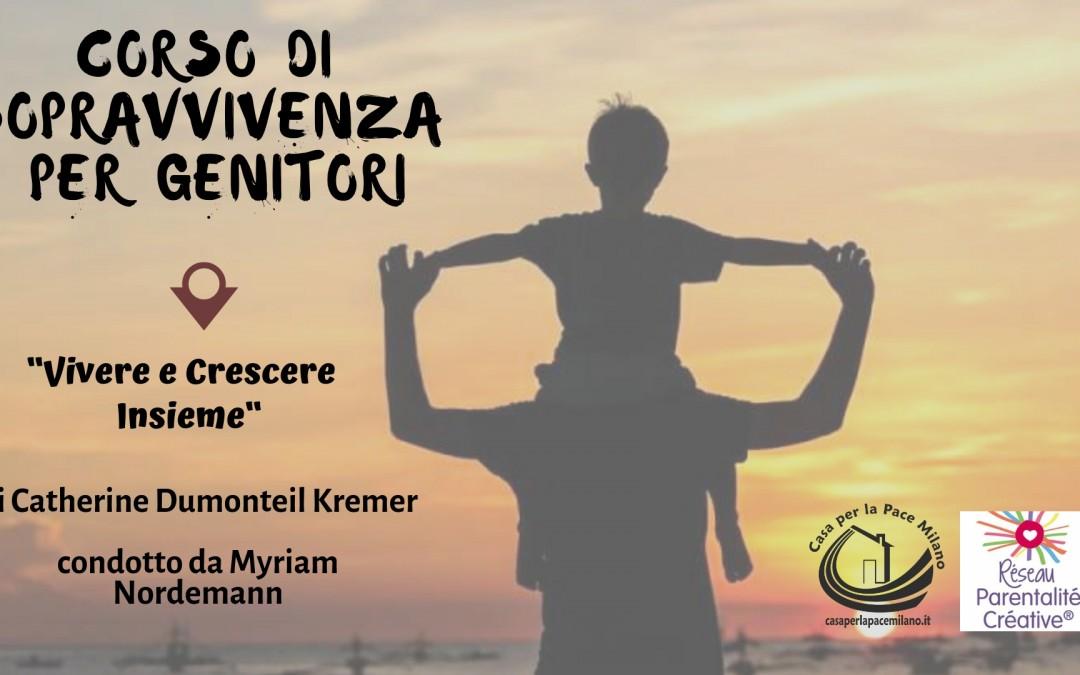(Italiano) Corso di sopravvivenza per genitori di ADOLESCENTI