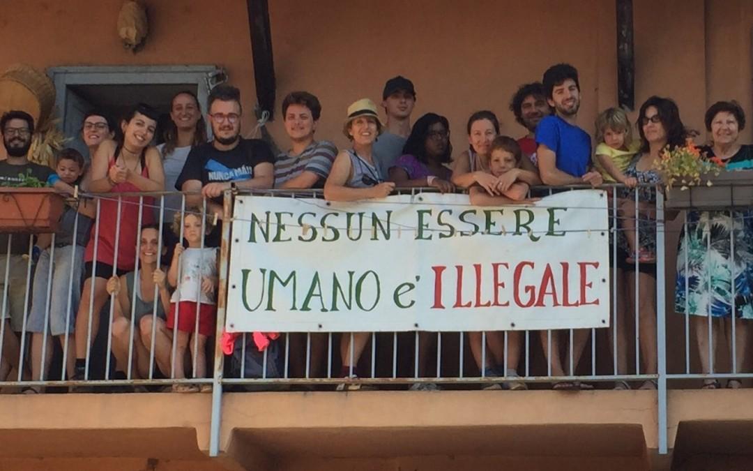 (Italiano) Un anno di Servizio Civile a Casa per la Pace Milano