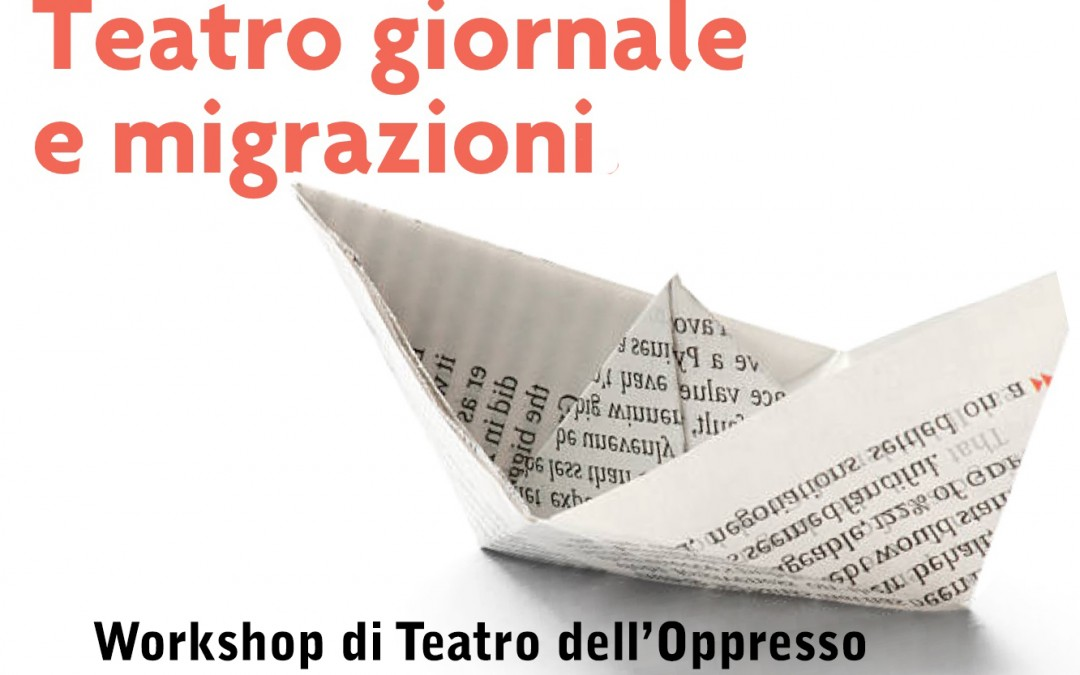 (Italiano) Teatro giornale e migrazioni
