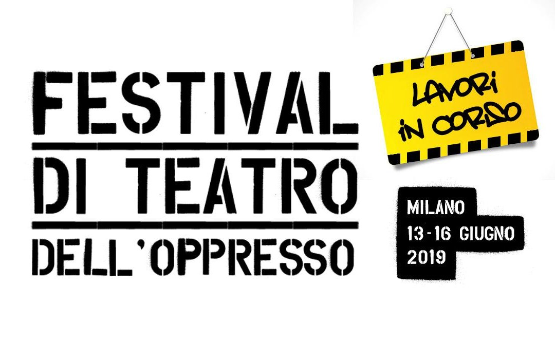 (Italiano) Festival di Teatro dell'Oppresso 2019