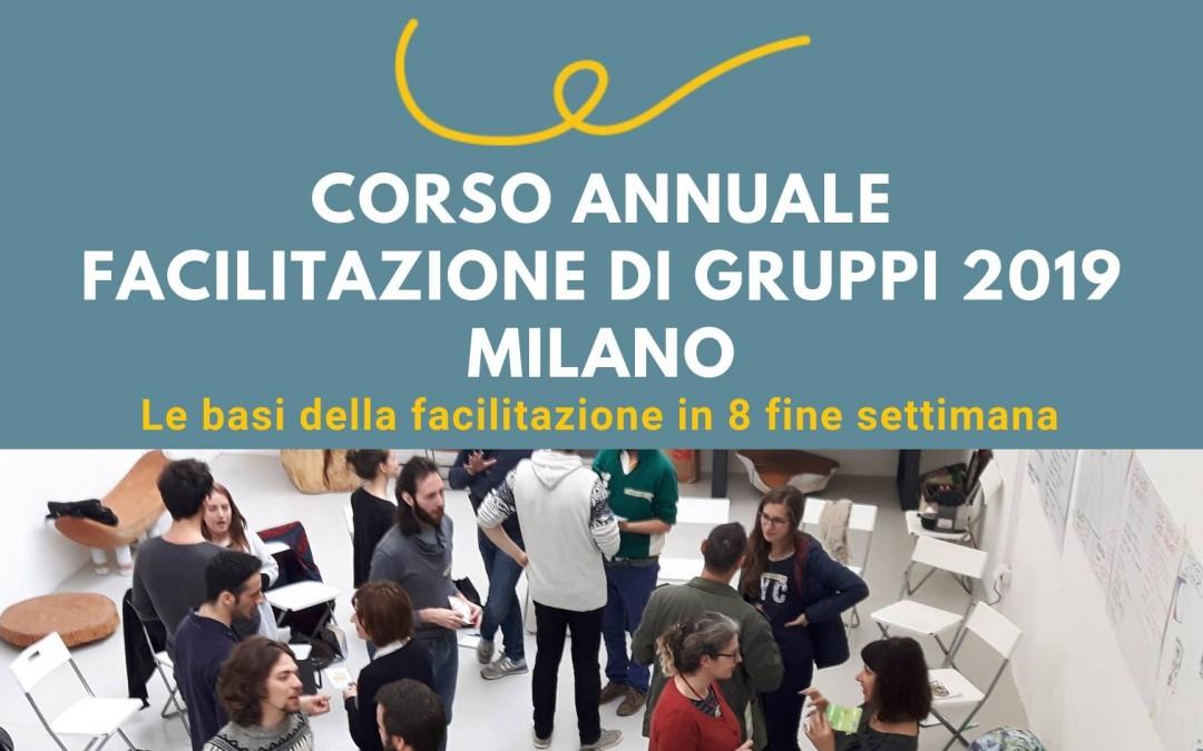 (Italiano) Corso annuale facilitazione di gruppi