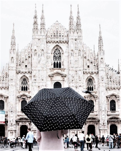 An adventure in Milan