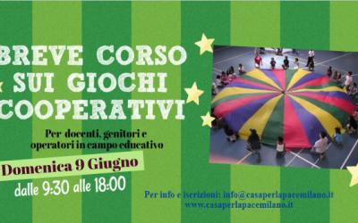 (Italiano) Breve corso sui Giochi Cooperativi