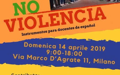(Italiano) Curso sobre NOVIOLENCIA (instrumentos para docentes de español)