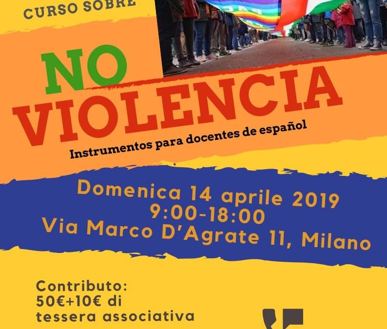 Curso sobre NOVIOLENCIA (instrumentos para docentes de español)