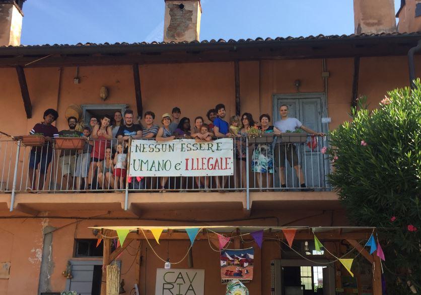 (Italiano) Compleanno di Casa per la Pace Milano