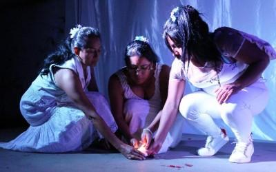 (Italiano) Incontrare la guarigione nella ferita:  il Teatro del Testimone