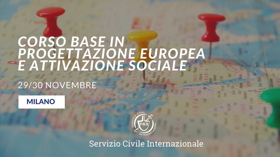 (Italiano) Corso base di europrogettazione