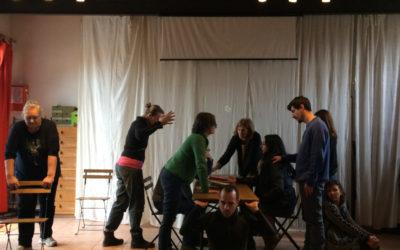 (Italiano) Corso comunicazione nonviolenta e teatro dell'oppresso