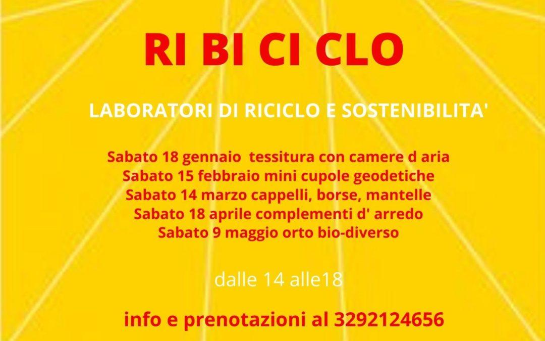 (Italiano) 5 Laboratori di  RI-BI-CI-CLO